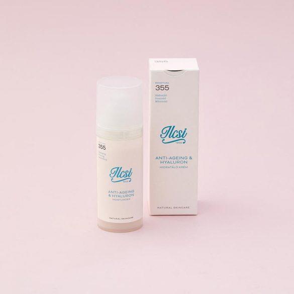 Anti-ageing & Hyaluron hidratáló krém 50 ml - 355