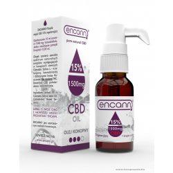 Encann® Purple 15%-os CBD olaj 30 ml