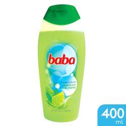 Baba Tusfürdő Zöldcitrom és Menta 400ml