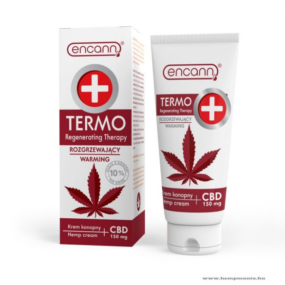 Encann® TERMO Warming CBD Cream 150 ml