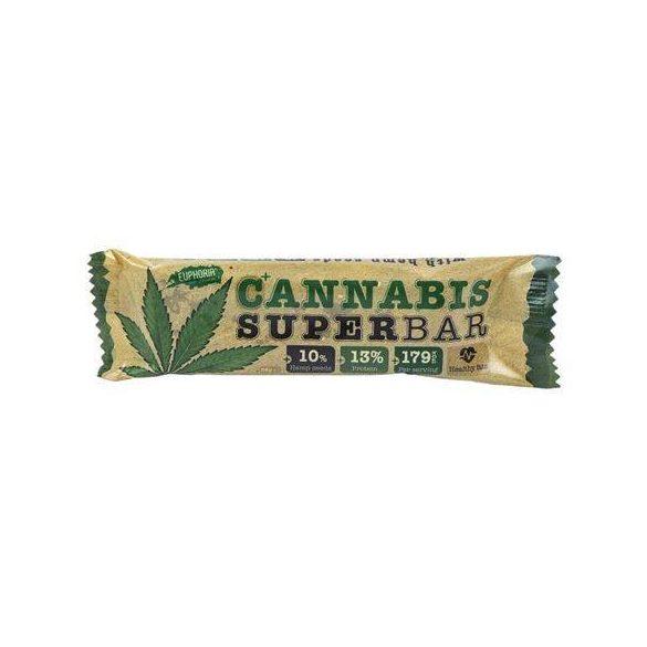 Euphoria kannabisz Superbar 35g