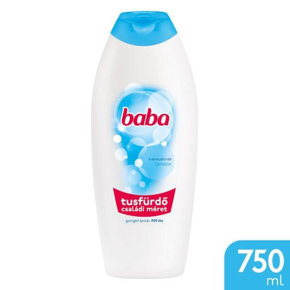 Baba Tusfürdő Lanolinos 750ml