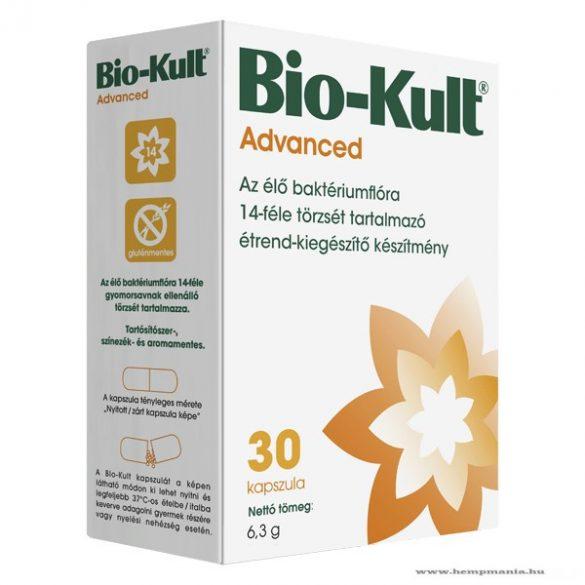 Bio-Kult Advanced (30 db Kapszula) - Az Élő Baktériumflóra 14-féle törzsével