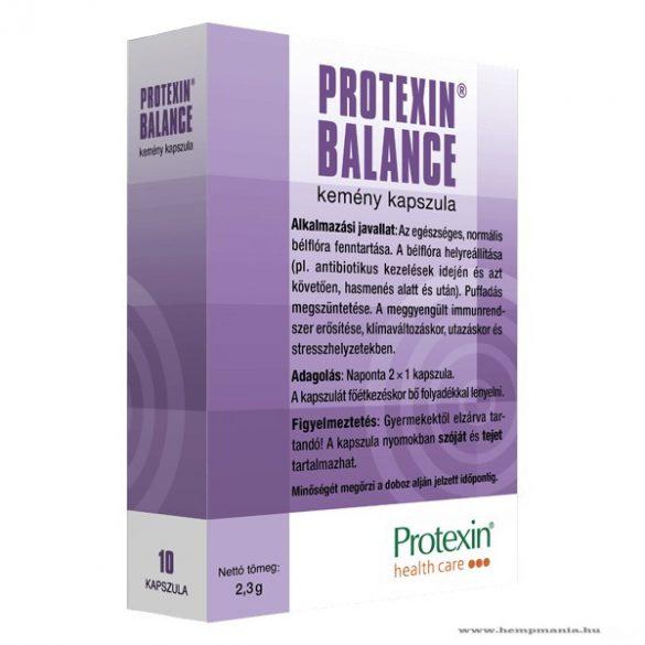 Protexin Balance (10 db kapszula) - A normál bélflóra fenntartásáért