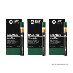CBD Vaporizátor VapeMate Bundle BALANCE