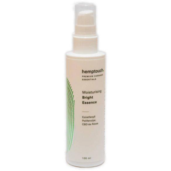 HEMPTOUCH Moisturising Bright Essence hidratáló krém CBD-vel (100 ml)