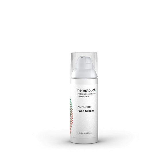 HEMPTOUCH Tápláló CBD arckrém (50 ml)
