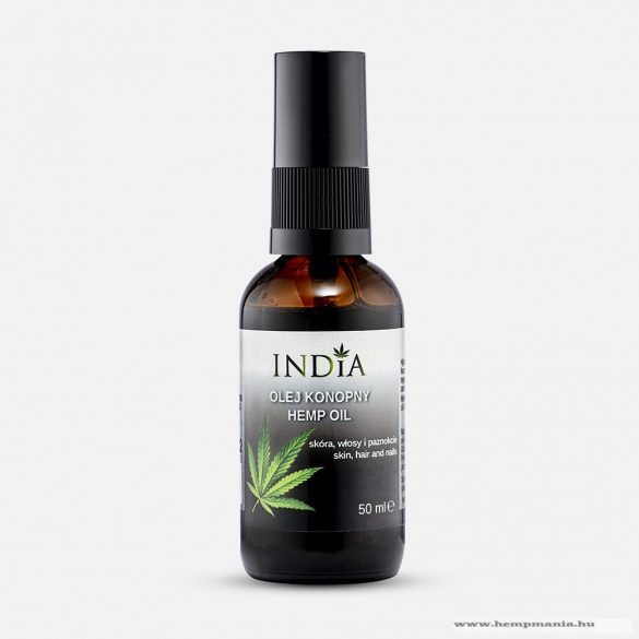 INDIA hemp oil for body, hair and nails 50ml