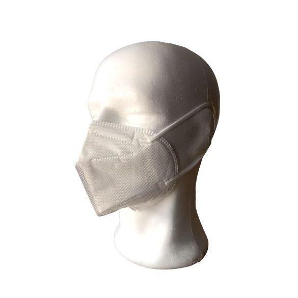KN95/ FFP2 maszk (fehér) - 1 db