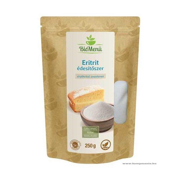 BioMenü BIO ERITRIT édesítőszer 250 g